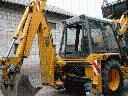 Koparko-ładowarka JCB 3cx -posiadamy pługi do odśnieżania