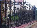 Ogrodzenia, balustrady, kraty, meble kute, bramy, Stary Sącz, małopolskie