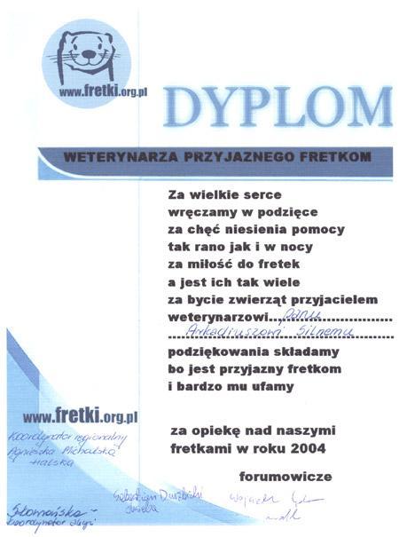 WETERYNARZ Wrocław ŻAKO usg ekg szczepienia, dolnośląskie