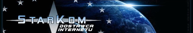 Dostawca Internetu STARKOM, Kielce, świętokrzyskie