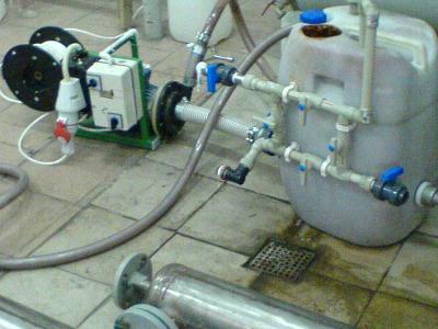 Chemiczne czyszczenie wymienników ciepła , Łódź (łódzkie)