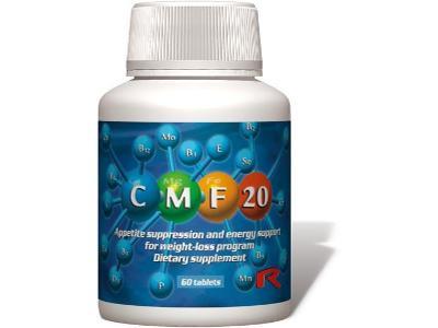 CMF 20 Formuła uzupełniająca poziom minerałów i obniżająca apetyt-uzupełnia niedobory witami - kliknij, aby powiększyć