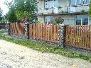 Ogrodzenia z klinkieru i kamienia polnego, zwolen, mazowieckie