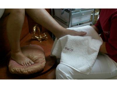 Pedicure leczniczy - kliknij, aby powiększyć