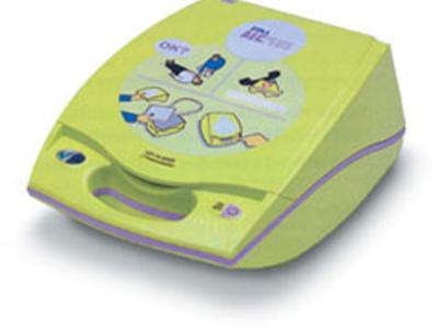 Defibrylator Zoll AED - kliknij, aby powiększyć