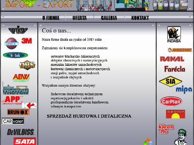 Nasza strona www. - kliknij, aby powiększyć