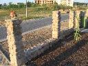 ogrodzenia z kamienia, sulęcin, lubuskie