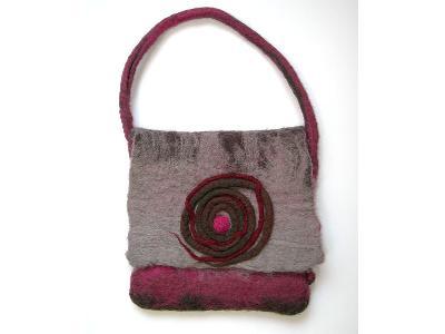 torebki z filcu