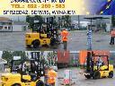 wózki widłowe kursy szkolenia, Certyfikat EU, Gdańsk, pomorskie