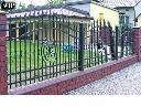 Ogrodzenia kute, bramy, furtki, balustrady