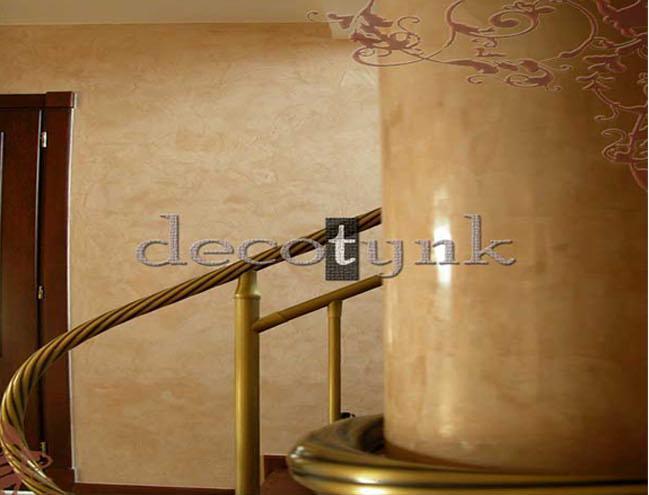 Tynki Dekoracyjne Wewnętrzne Stiuk Trawertyn Galeria