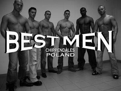 CHIPPENDALES na Wieczór Panieński- BEST MEN group - kliknij, aby powiększyć