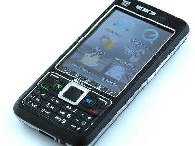 Telefon C 1000 - kliknij, aby powiększyć
