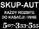 ! auto skup aut CALE I USZKODZONE, WARSZAWA, mazowieckie