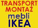 TRANSPORT I MONTAŻ MEBLI IKEA - GDAŃSK, GDYNIA.., Gdańsk, Gdynia, Sopot, Słupsk, pomorskie