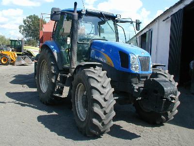 Ciągniki i maszyny rolnicze - kliknij, aby powiększyć