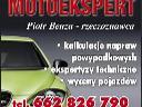 Rzeczoznawca samochodowy, Rzeczoznawca maszyn , Warszawa, mazowieckie
