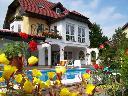 Willa nad jeziorem, z basenem i sauną, Wlkp., Łowyń, cała Polska