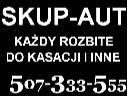 @ SKUP AUT @ CALE I USZKODZONEW-WA, WARSZAWA, mazowieckie