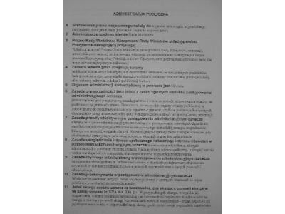 MULTISELECT,ZADANIA, SZE�CIANY - TESTY DO POLICJI