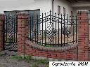Ogrodzenia,balustrady,kraty itp  z elementów kuty, Leszno, wielkopolskie