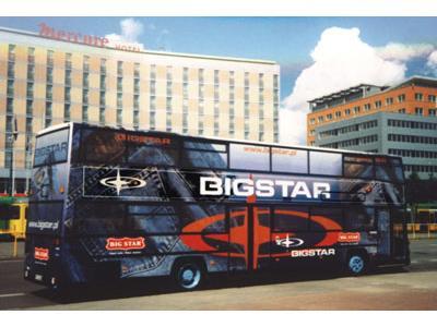 Kampanie reklamowe na Tramwajach i Autobusach