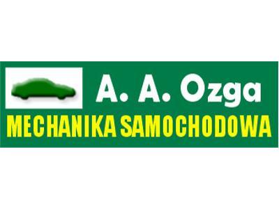 mechanika pojazdowa - Andrzej Ozga, Zaczernie - kliknij, aby powiększyć