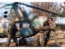 Trening militarny dla służb mundurowych