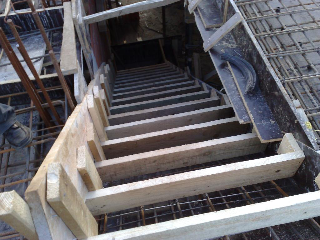 Szalunek schodów