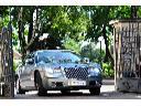 Limuzyny do ślubu wyjątkowy Chrysler 300c HEMI, Kluczbork, Olesno, Częstochowa, Rusiec, łódzkie