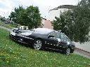 Auto na ślub, samochód z szoferem, Peugot 607, Poznań, wielkopolskie