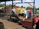 Recykling, maszyny do recyklingu nożyce do złomu, Oświęcim , małopolskie