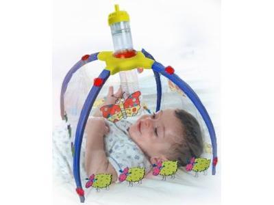 BabyAir - Inhalator dla niemowląt i dzieci bez stosowania maseczki - kliknij, aby powiększyć