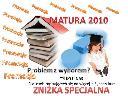 KURSY MATURALNE  -  Matura 2010  MADEin Częstochowa