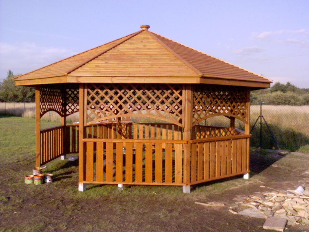 Meble Ogrodowe Drewniane Pomorskie : Drewniane domy letniskowe, altany, meble ogrodowe  Drawsko Pomorskie
