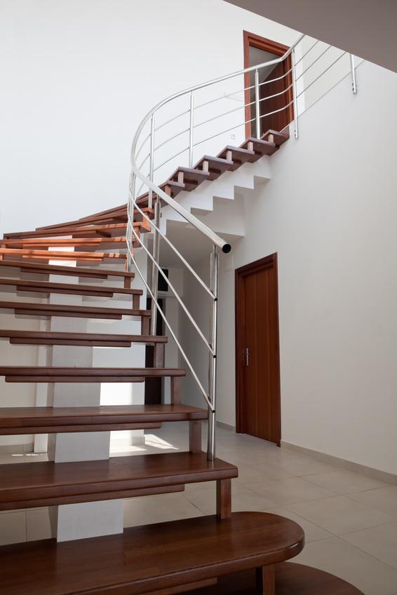 Schody wewnętrzne galeria