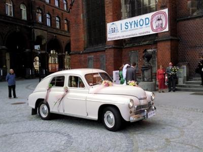 Auto Do ślubu Opole Wrocław Katowice Nysa Opolskie Favorepl