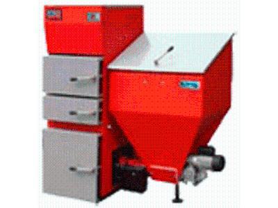 Zdjęcie nr 1KLIMOSZ LING DUO to automatyczny kocioł dwupaleniskowy przystosowany do spalania węgl - kliknij, aby powiększyć