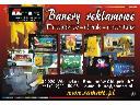 Baner odblaskowy_banery odblaskowe - pryzmatyczne, Wieliczka,Kraków,Warszawa,Katowice,Wrocław,Opole, małopolskie