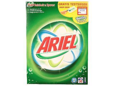 Ariel , orientacyjna cena 55 zł - kliknij, aby powiększyć