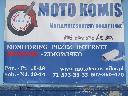 Motokomis, Garażowanie, Wrocław, dolnośląskie