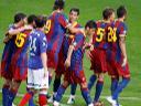 sponsoring FC Barcelona ( Herbalife )
