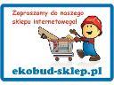 Internetowy sklep budowlany  -  Ekobud - sklep. pl
