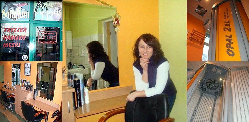 Emilia żak Salon Fryzjerski I Solarium Ostrowiec świętokrzyski