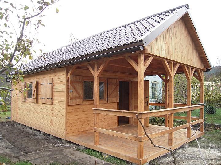 budowa domy domki i altany z drewna toru� kujawsko