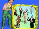 cyrk na urodziny, klaun, magik na urodiny, mazowieckie