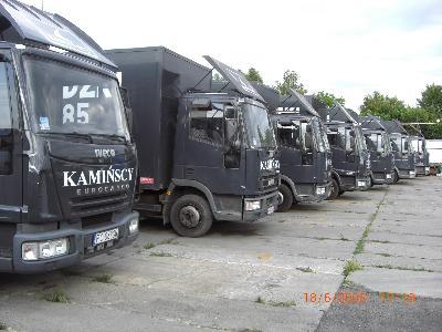 flota aut o kubaturze 40m3 przeprowadzki poznań - kliknij, aby powiększyć
