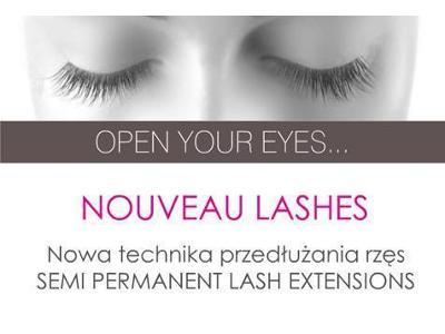 Nouveau Lashes - kliknij, aby powiększyć