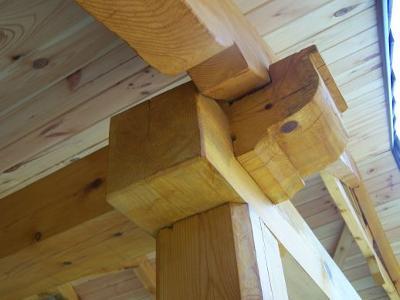 Konstrukcje Drewniane Domy Z Drewna Elewacje K39