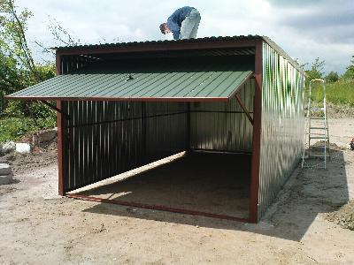 Jak Postawić Garaz Bez Fundamentów Strona 1 Robimy Fundament